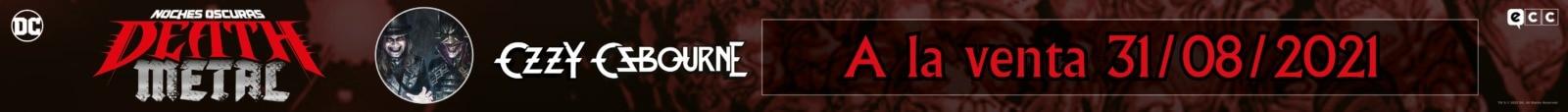 Death Metal - Ozzy Osbourne
